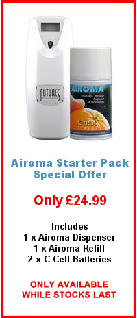 Airoma Starter Pack special offer