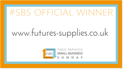 Theo Paphitis Small Business Sunday Award 2016
