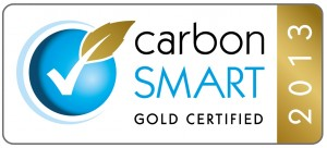Carbon Smart Gold Award