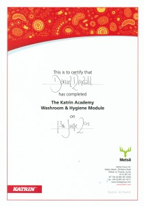 Katrin Academy - Daniel