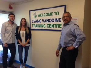 Evans Training 1