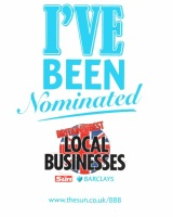 The Sun - Britain's Best Local Business 2009