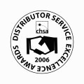 CHSA Distributor Service Excellence Award 2006