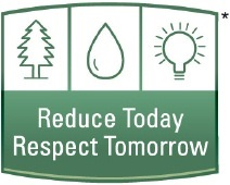 Reduce Today Respect Tomorrow