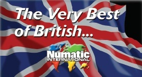 The very best of British - Numatic International