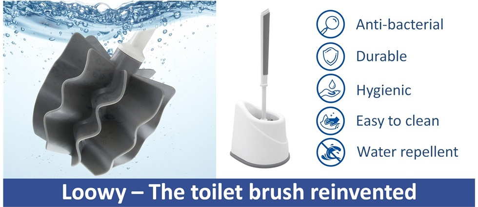 Loowy – The toilet brush reinvented