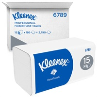 Click for a bigger picture.Kimberly Clark 6789 Kleenex Ultra Hand Towels 2Ply