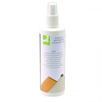 Click for a bigger picture.xx Q-Connect White Board Cleaner 250ML