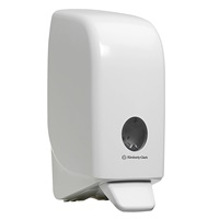 Click for a bigger picture.Kimberly-Clark 6948 Aquarius Cartridge Soap Dispenser  - Only Compatible With Kimberly-Clark 1L Cartridges