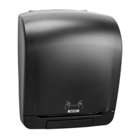 Click for a bigger picture.Katrin System Hand Towel Dispenser 92025 Black