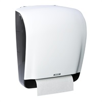 Click for a bigger picture.Katrin System Hand Towel Dispenser 90045 White