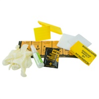 Click for a bigger picture.Response - Body Spillage Kit Single Application